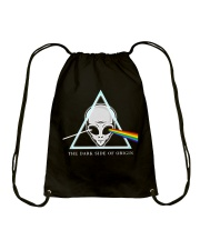 The Dark Side Of Origin Drawstring Bag thumbnail