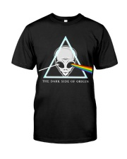 The Dark Side Of Origin Classic T-Shirt front