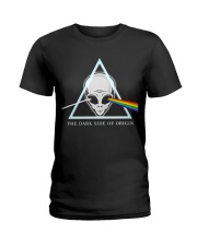 The Dark Side Of Origin Ladies T-Shirt thumbnail
