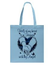 Half Of My Heart Tote Bag thumbnail