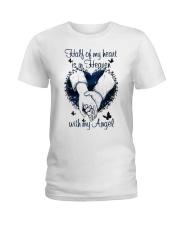Half Of My Heart Ladies T-Shirt thumbnail