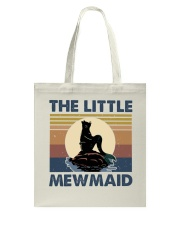 The Little Mewmaid Tote Bag thumbnail