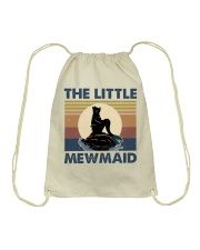 The Little Mewmaid Drawstring Bag thumbnail