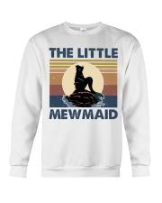 The Little Mewmaid Crewneck Sweatshirt thumbnail