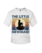 The Little Mewmaid Youth T-Shirt thumbnail