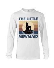 The Little Mewmaid Long Sleeve Tee thumbnail