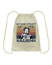 My Hair Stylist Drawstring Bag thumbnail