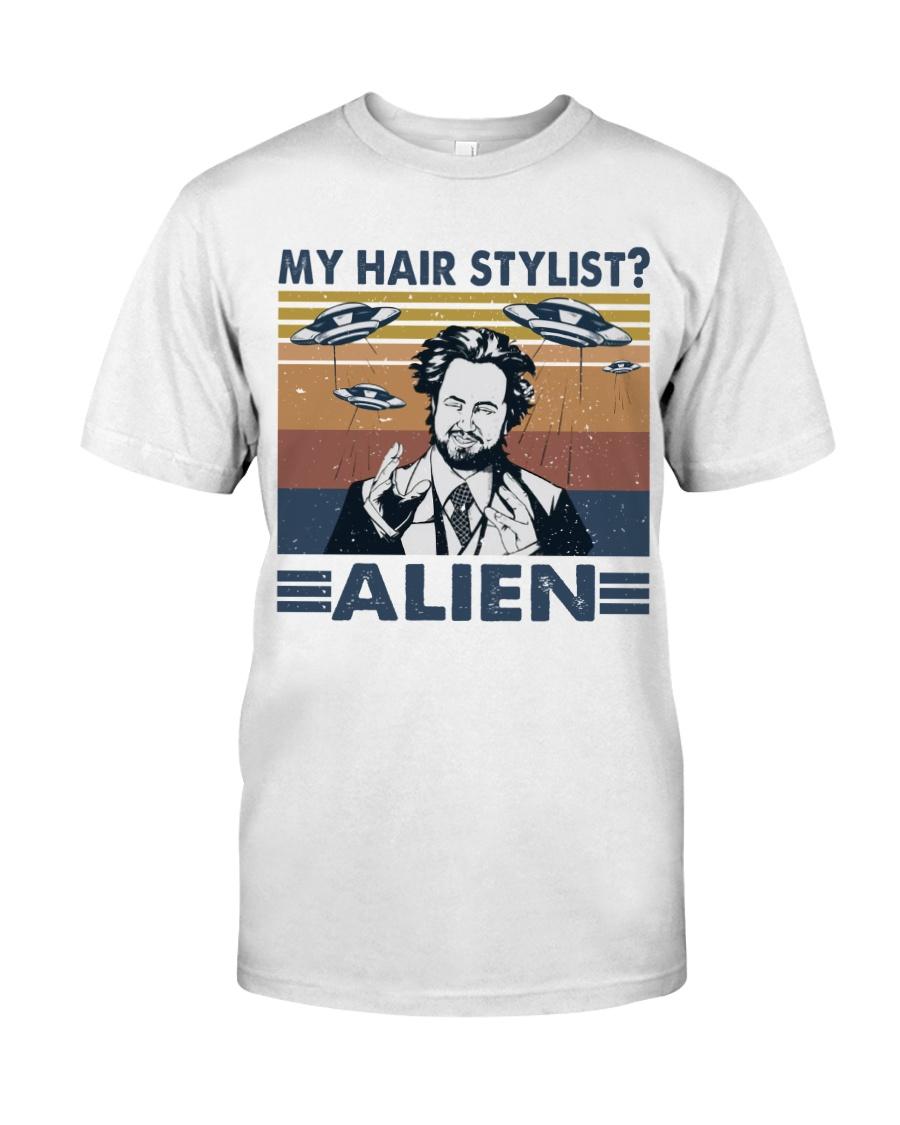My Hair Stylist Classic T-Shirt