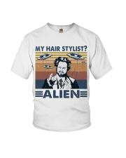 My Hair Stylist Youth T-Shirt thumbnail