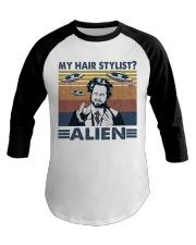 My Hair Stylist Baseball Tee thumbnail