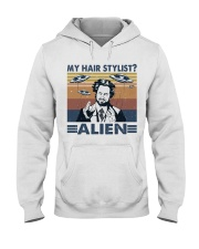 My Hair Stylist Hooded Sweatshirt thumbnail