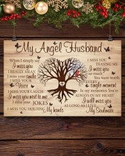 My Angel Husband 17x11 Poster aos-poster-landscape-17x11-lifestyle-27