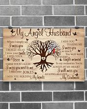 My Angel Husband 17x11 Poster poster-landscape-17x11-lifestyle-18
