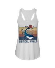 Critical Whale Ladies Flowy Tank thumbnail