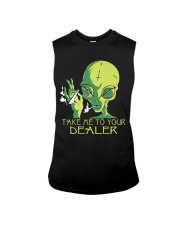Take Me To Your Dealer Sleeveless Tee thumbnail