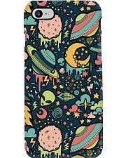 UFO Alien Believe Phone Case i-phone-7-case
