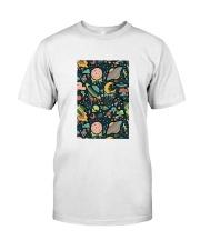 UFO Alien Believe Classic T-Shirt thumbnail