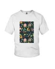 UFO Alien Believe Youth T-Shirt thumbnail