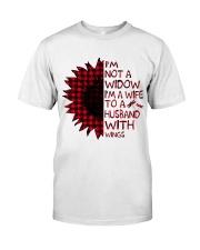 Im Not A Widow Classic T-Shirt front