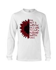 Im Not A Widow Long Sleeve Tee thumbnail