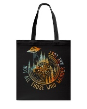 Not All Those Who Wander Tote Bag tile
