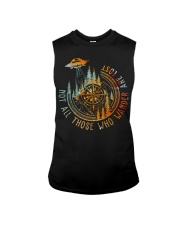 Not All Those Who Wander Sleeveless Tee thumbnail