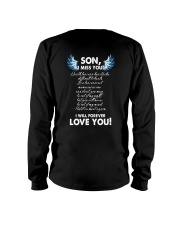 I Miss You Son Long Sleeve Tee tile