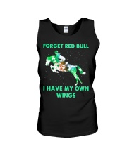 Forget Red Bull I Have My Own Wings Unisex Tank thumbnail