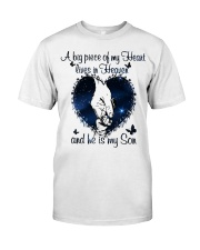 A Big Piece Of My Heart Classic T-Shirt front