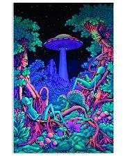 Alien Area 11x17 Poster front