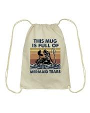 This Mug Is Full Of Mermaid Drawstring Bag thumbnail