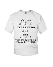 I Will Do I Will Even Do Youth T-Shirt thumbnail