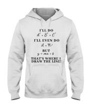 I Will Do I Will Even Do Hooded Sweatshirt thumbnail