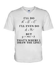 I Will Do I Will Even Do V-Neck T-Shirt thumbnail