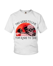 Too Weird To Live1 Youth T-Shirt thumbnail