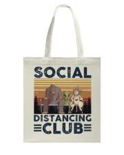 Social Distancing Tote Bag thumbnail