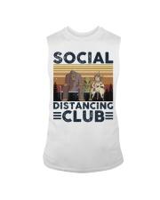 Social Distancing Sleeveless Tee thumbnail