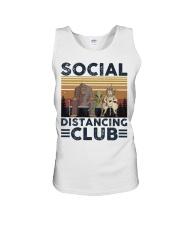 Social Distancing Unisex Tank thumbnail