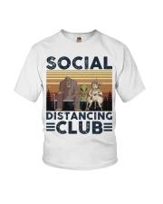 Social Distancing Youth T-Shirt thumbnail