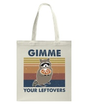 Raccoon Gimme Tote Bag thumbnail