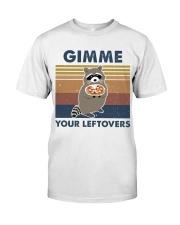 Raccoon Gimme Classic T-Shirt thumbnail