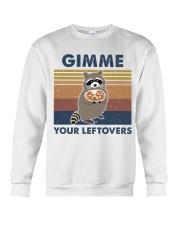 Raccoon Gimme Crewneck Sweatshirt thumbnail