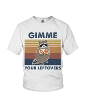 Raccoon Gimme Youth T-Shirt thumbnail