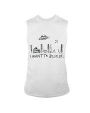 I Want To Believe Sleeveless Tee thumbnail