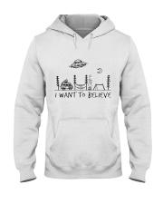 I Want To Believe Hooded Sweatshirt thumbnail