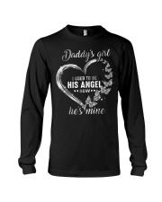 Daddy Girl Now He Is Mine Long Sleeve Tee thumbnail