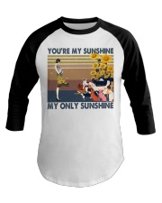 You Are My Sunshine Baseball Tee thumbnail
