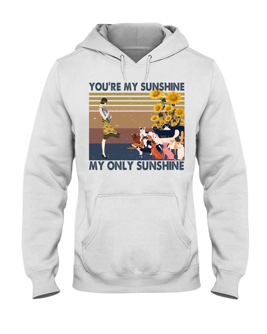 You Are My Sunshine Hooded Sweatshirt