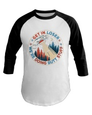 Get In Loser Baseball Tee thumbnail