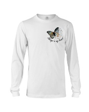 Your Wings Were Ready Long Sleeve Tee thumbnail